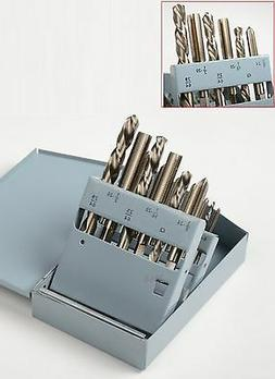 18 pc hss drill bit and tap