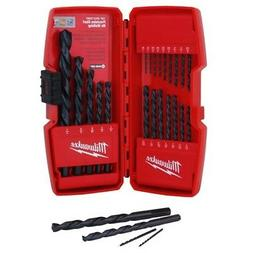 Milwaukee 48-89-2801 21 Piece Thunderbolt Black Oxide Drill
