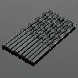 4MM Micro HSS High Speed Twist Drill Bits Set For Craft Plas