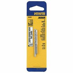 Irwin 80209 Tap and Drill Bit Set, 4-40 NC High Carbon Steel