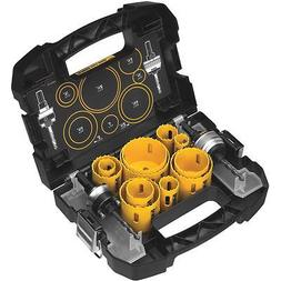 DeWalt 14Pc Hole Saw Kit
