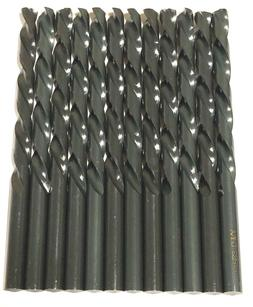 Letter F Drill Bits Heavy Duty 135 Split Point HSS Jobber Dr
