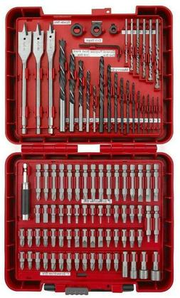 New Sealed Craftsman 100 Piece Drilling and Driving kit.