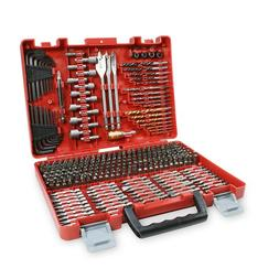 Brand New CRAFTSMAN 300-Piece Drill Drive Bit Set Accessory