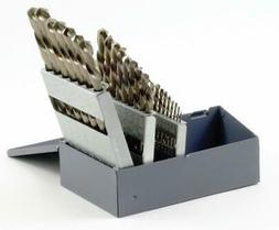 Bosch CO4029 29-Piece Metal Index Cobalt Drill Bit Set
