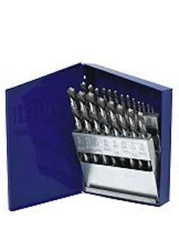 Cobalt High Speed Steel Drill Bit Sets - 21pc drill set coba