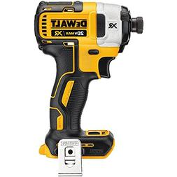 "DEWALT DCF887B 20V MAX XR Li-Ion Brushless 0.25"" 3-Speed Imp"