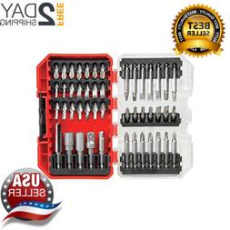 Drill Bit Set Screw Heads Hardened Metal Stainless Steel Mul