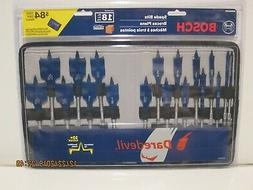 Bosch DSB5014P 14 Piece Full Thread SpeedWave Daredevil Spad