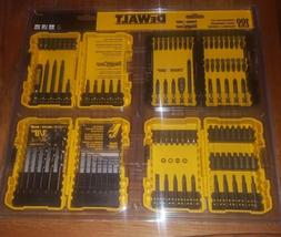 DeWalt DWA100SET 100 pc. Drill/Drive Bit Combo Set w/Tough C