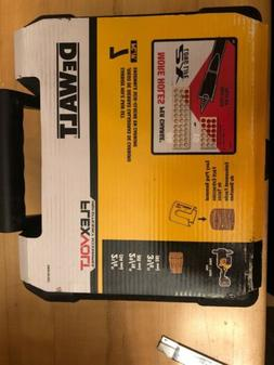 DeWALT DWAFV07SET 7-Piece FLEXVOLT Carbide Wood Drilling Hol