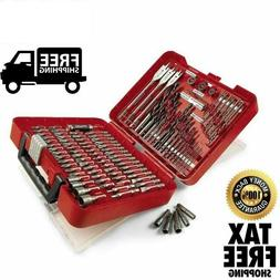 Impact Driver Bit Set Magnetic Drive Screwdriver Full Hex Dr