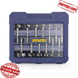 Irwin Tools 1966893 Marples Wood Drilling Forstner Bit Set