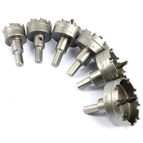 Drill Bit Hole Saw Set Alloy