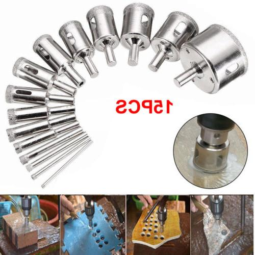 15P Diamond Cutter Ceramic Drill RM
