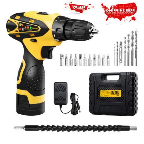 16 8v battery cordless drill electric drill