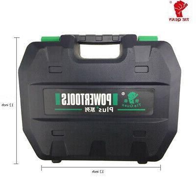 25V Cordless Power Impact bits Battery