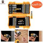 30-Piece Driving Bit Set Tip Holder Nut Driver Magnetic Scre