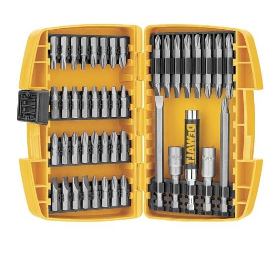 45 Piece Magnetic Screwdriver Bit Bits