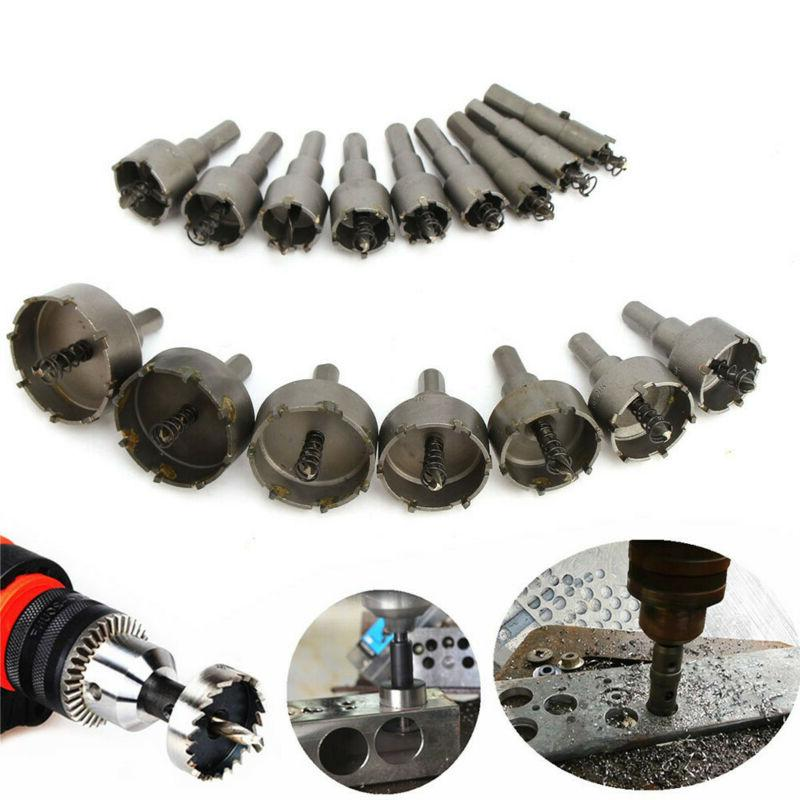 5-16PCS Carbide Drill Set Stainless