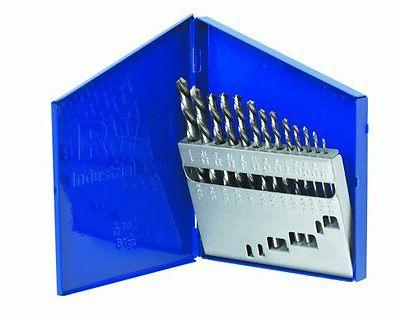 60136 General Purpose Metal Index Drill Bit Set, 13-Piece