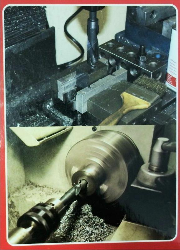 and deming Industrial drill Reduced