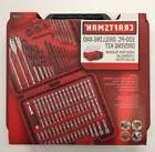 NEW Craftsman Tool Set 100 Piece Drilling and Driving Kit fo