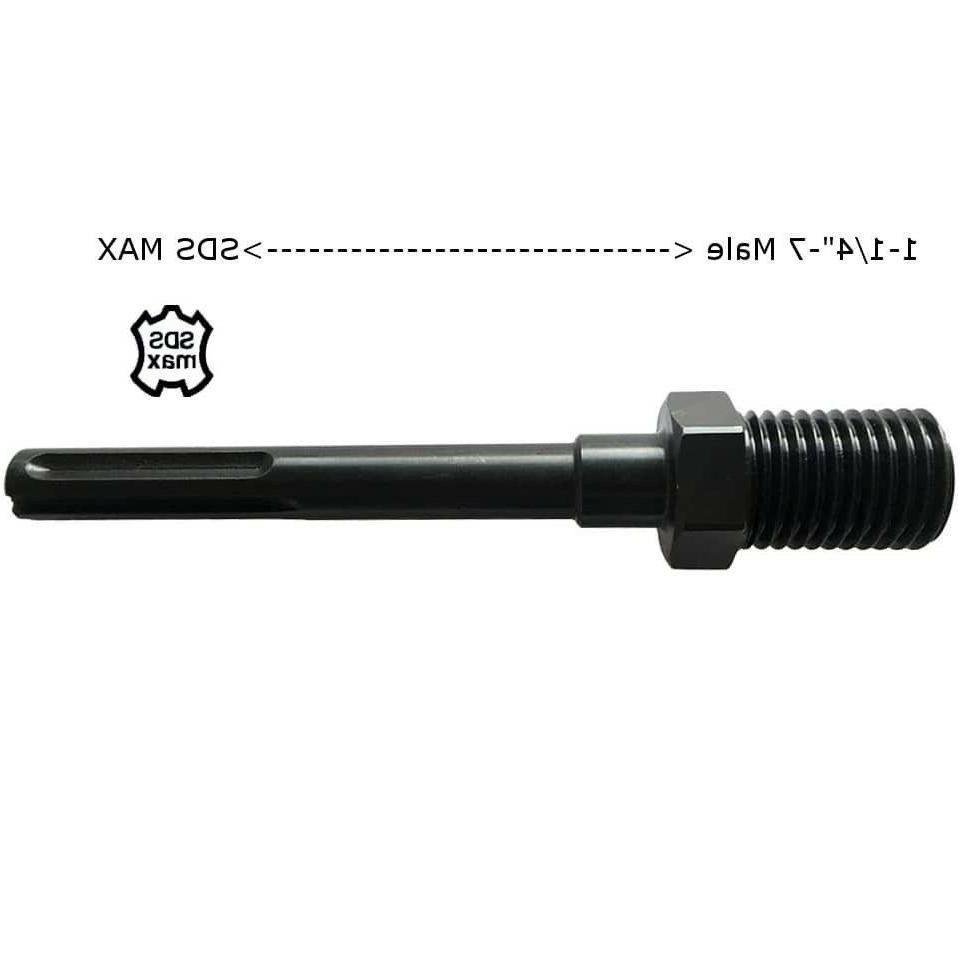 core drill bit adapter 1 1 4