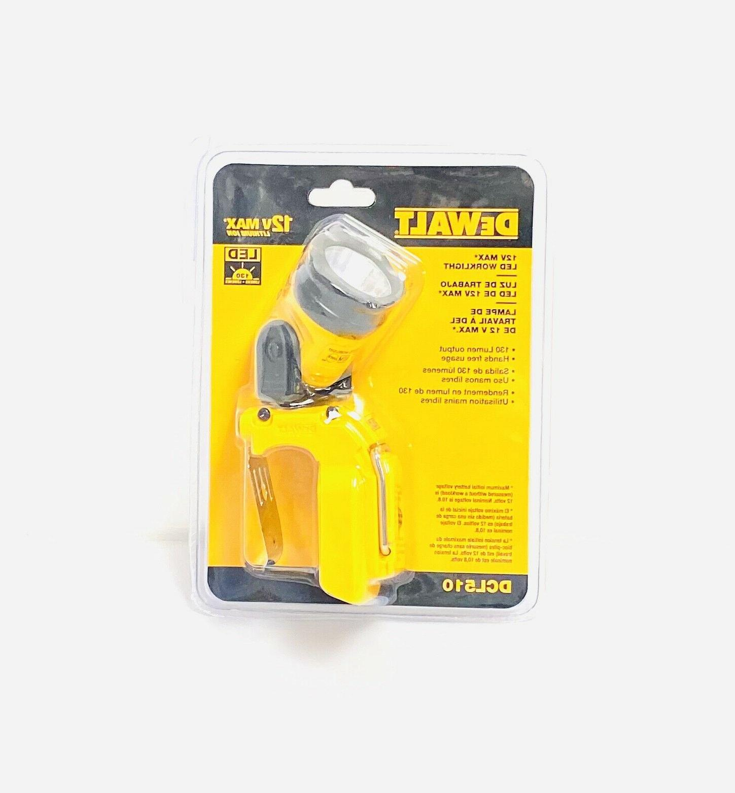 dcl510 max worklight