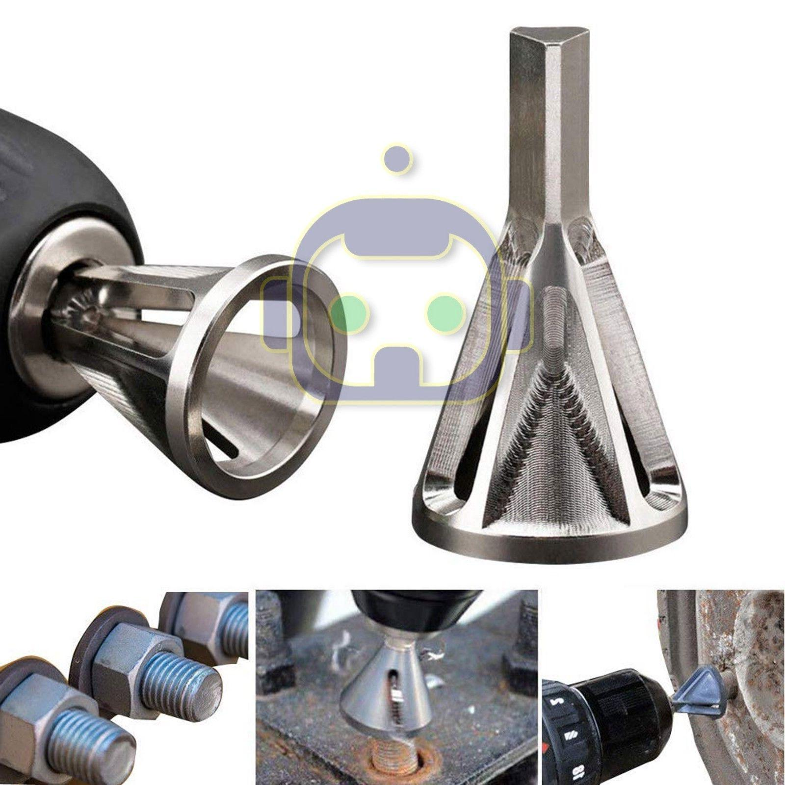 Deburring Stainless Steel Tools