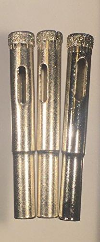 """5/16"""" Diamond Core Drill Bit For Glass and Tile 