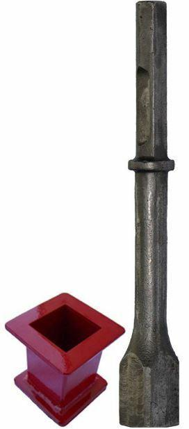 Jackhammer Driving Bit HSP-T4 Hammer Spacer Fence Oz-Post An