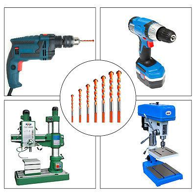 Multifunctional Ultimate Drill Ceramic Glass Working