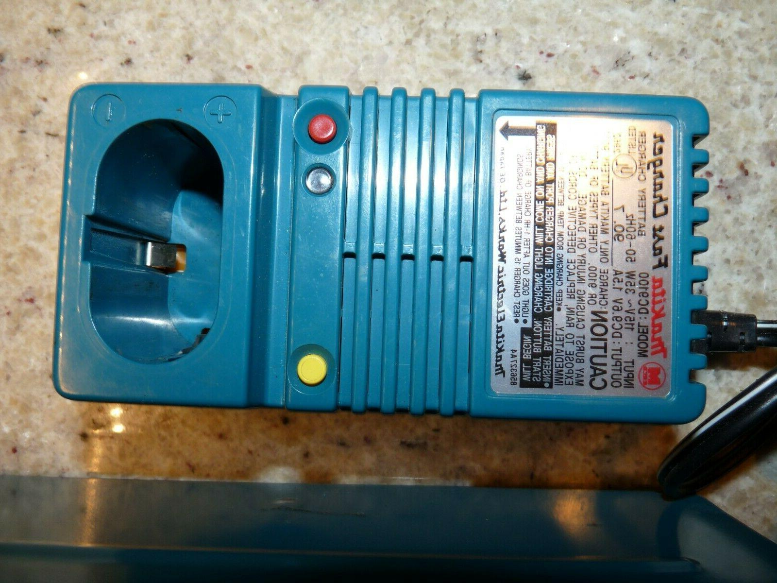 NEW Makita Cordless Driver Drill 6093D in Bit Charger