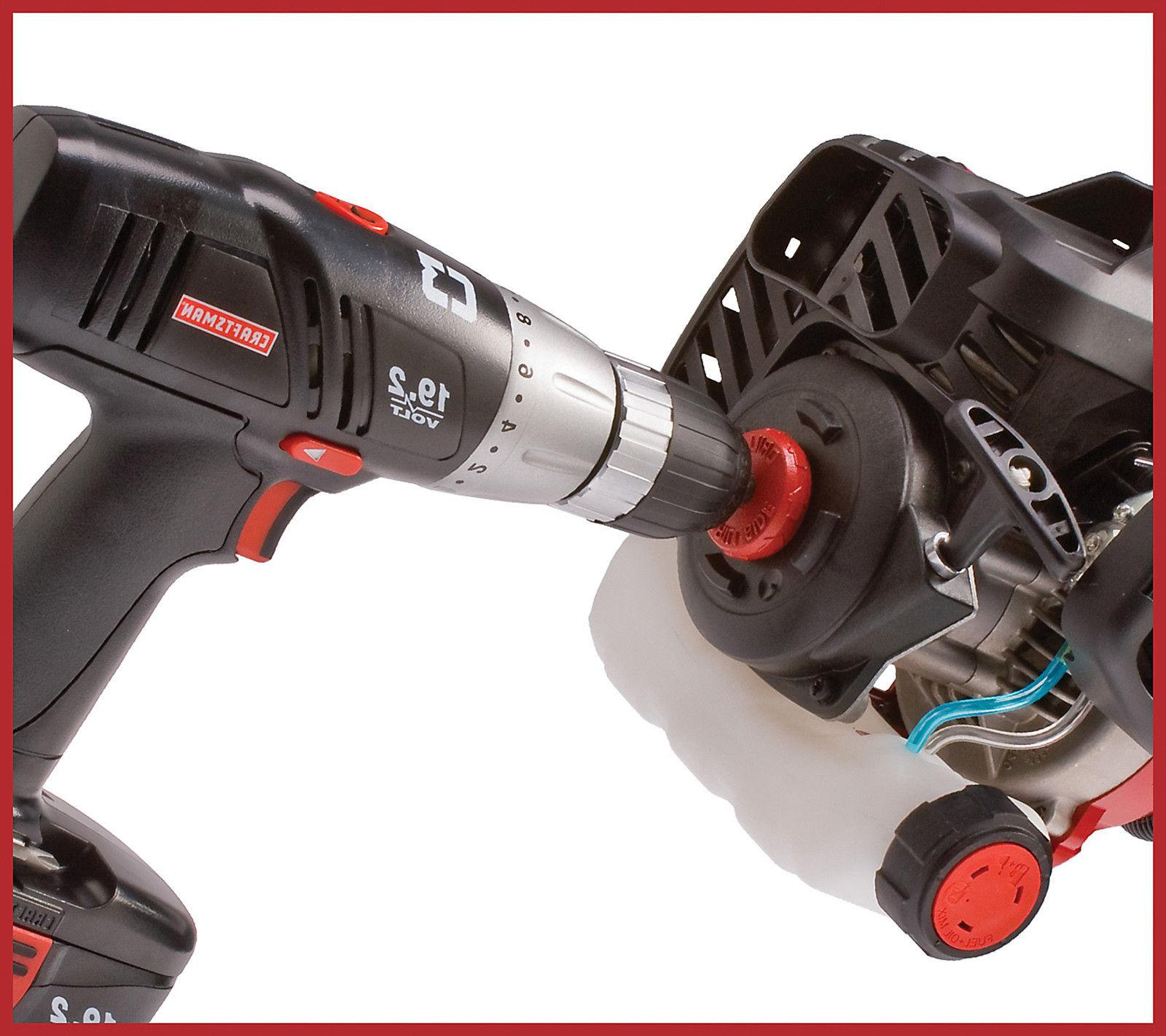 Craftsman Tool Compatible with Drills Kit