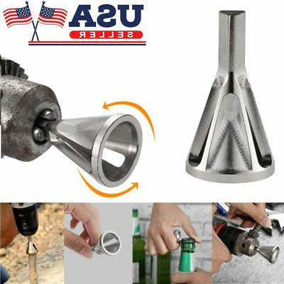 stainless steel deburring external chamfer tool drill