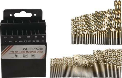 Sontax® 100 Drill Set - Sizes