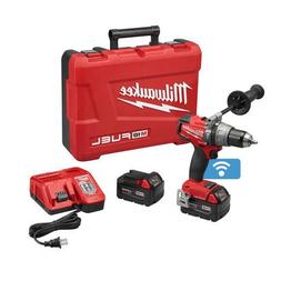 """Milwaukee 2706-22 M18 FUEL 1/2"""" Hammer Drill/Driver with ONE"""