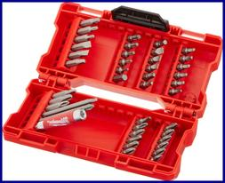 Milwaukee 48 32 1551 42 PC Driver Bit Set SHIPS FREE