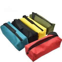 Oxford Canvas Waterproof Storage Hand Tool Bag Screws Nails