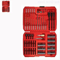 Craftsman 100 Pc Speedlock Quick Change Drill Drive Bit Set